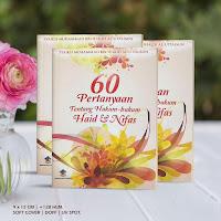 Buku 60 Pertanyaan Tentang Hukum Haid & Nifas