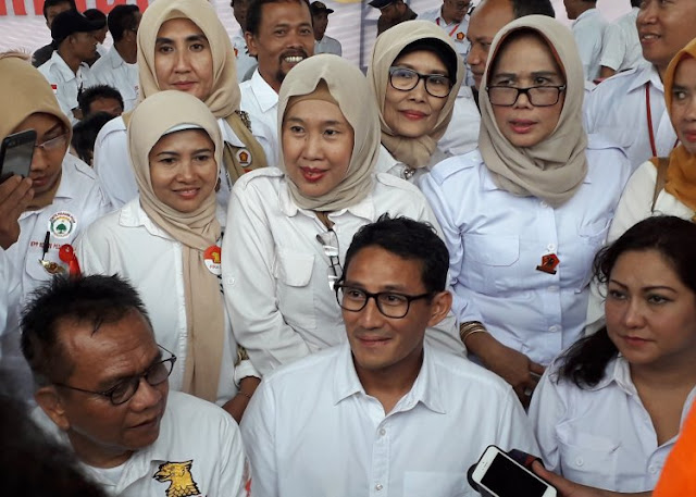 Sandiaga Uno Jadi Cawapres Prabowo Subianto di Pilpres 2019