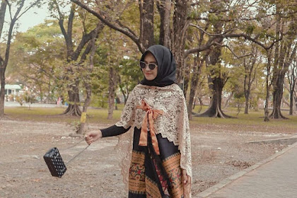 √ 60+ Model Baju Batik Wanita Terbaru 2019 (Modern & Formal)