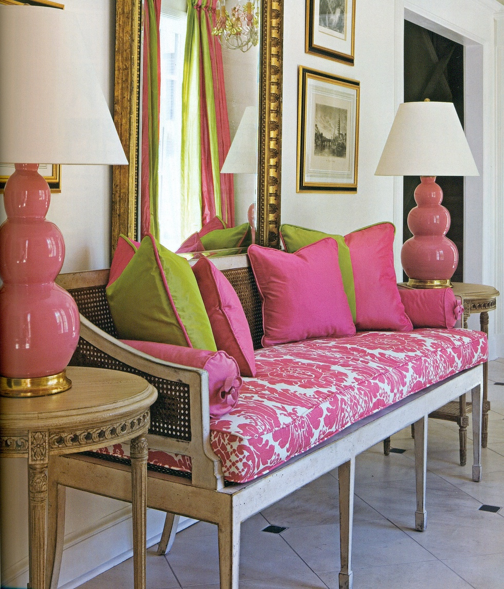 Home Sweet Home: Pretty in PINK!