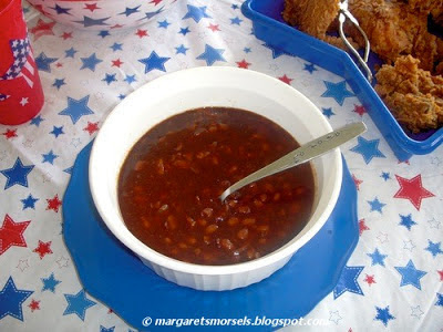 Margaret's Morsels | Barbecue Baked Beans