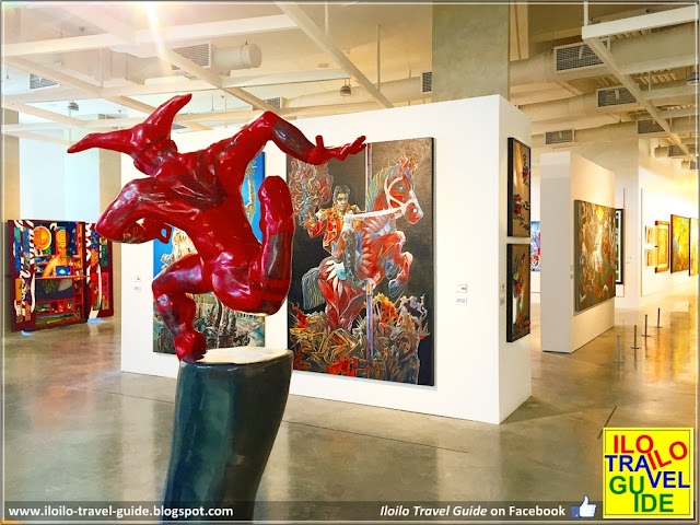 Artilomoca To Do Things 7 At Of Contemporary The Iloilo Museum JcTFK1l