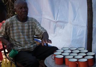 Kikombe cha Babu  wa Loliondo Charudi  Babu Aoteshwa Tena