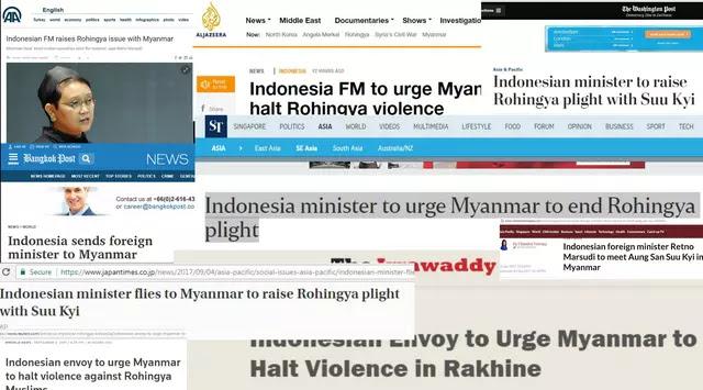 Sepak Terjang RI Akhiri Konflik Rohingya di Myanmar Menjadi Sorotan Dunia