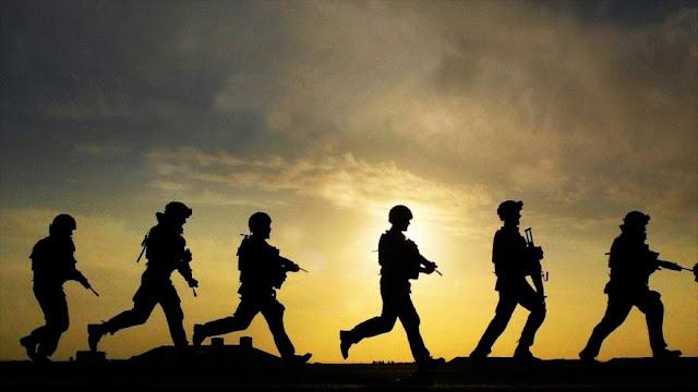 250 militares británicos se despliegan en Irak