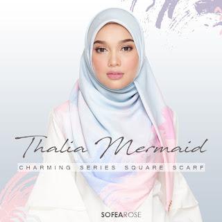 Thalia Mermaid Charming Koleksi Terbaru SOFEAROSE