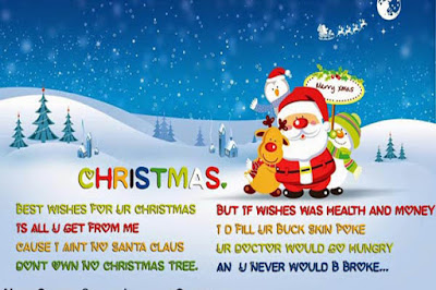 Advance Merry Christmas Messages