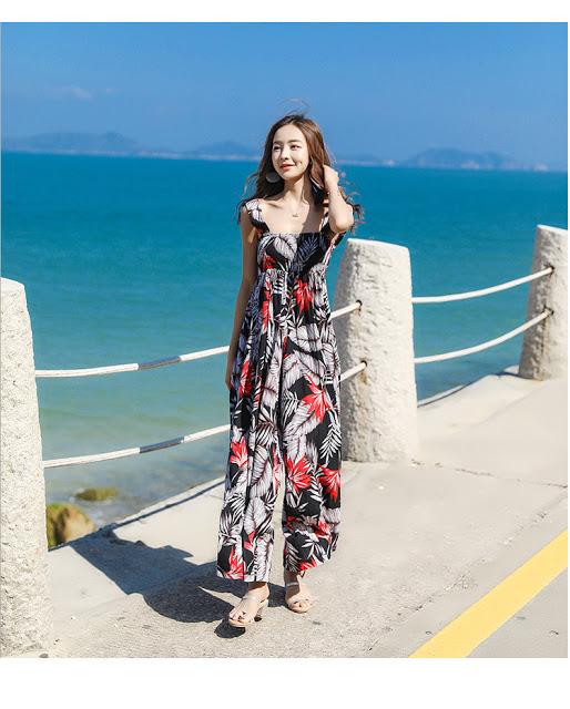 Shop ban vay maxi o Hoang Mai
