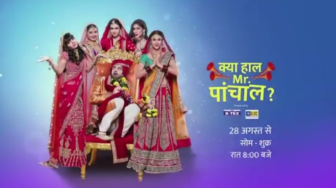 Kya Haal Mr Panchaal TV Serial on Star Bharat