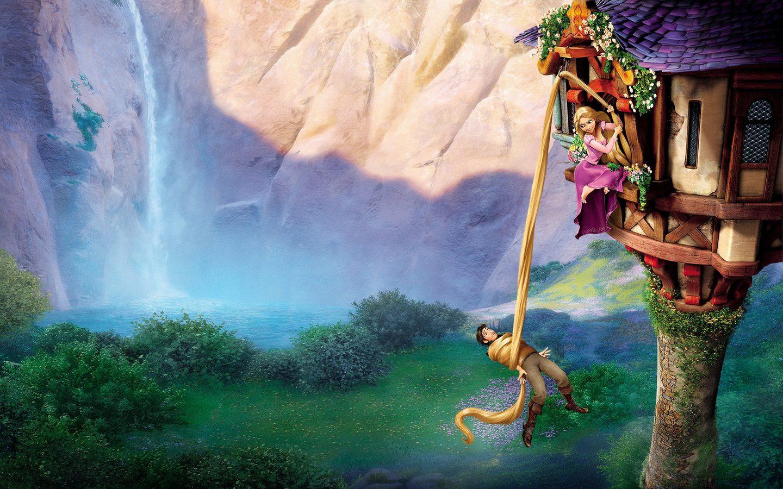 Fondos De Pantalla De Disney: FONDOS DE PANTALLA DE ENREDADOS LA NUEVA PELICULA DE