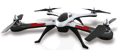 History and Development of Quadcopter