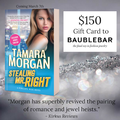 Promo and Giveaway: Stealing Mr. Right by Tamara Morgan