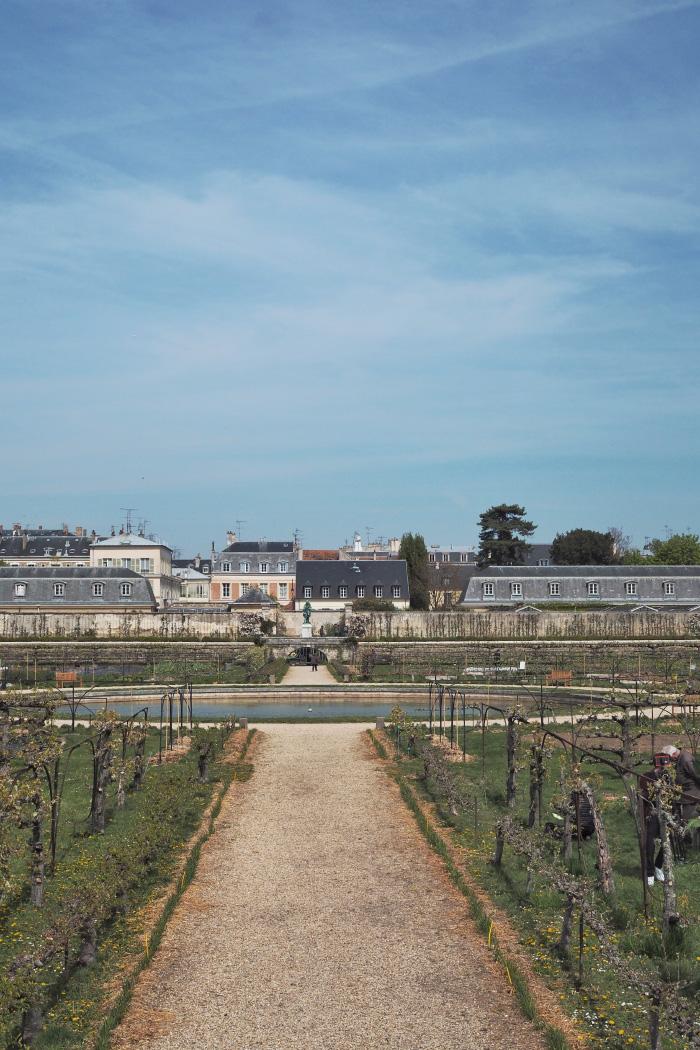 Visite du Potager du Roi à Versailles