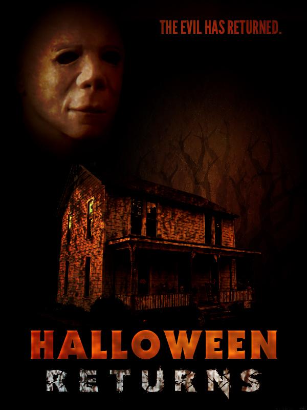 Halloween Returns fan art by Padraic Ifearnain