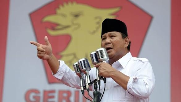 Jokowi Utus Ario Bimo Temui Prabowo, Bahas Pilpres dan Indonesia Bubar