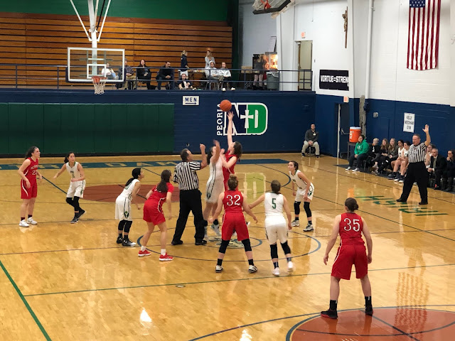 Metamora uses 19-point comeback to defeat Peoria Notre Dame
