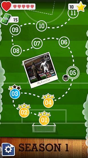 تحميل  لعبة كرة القدم  Score! Hero