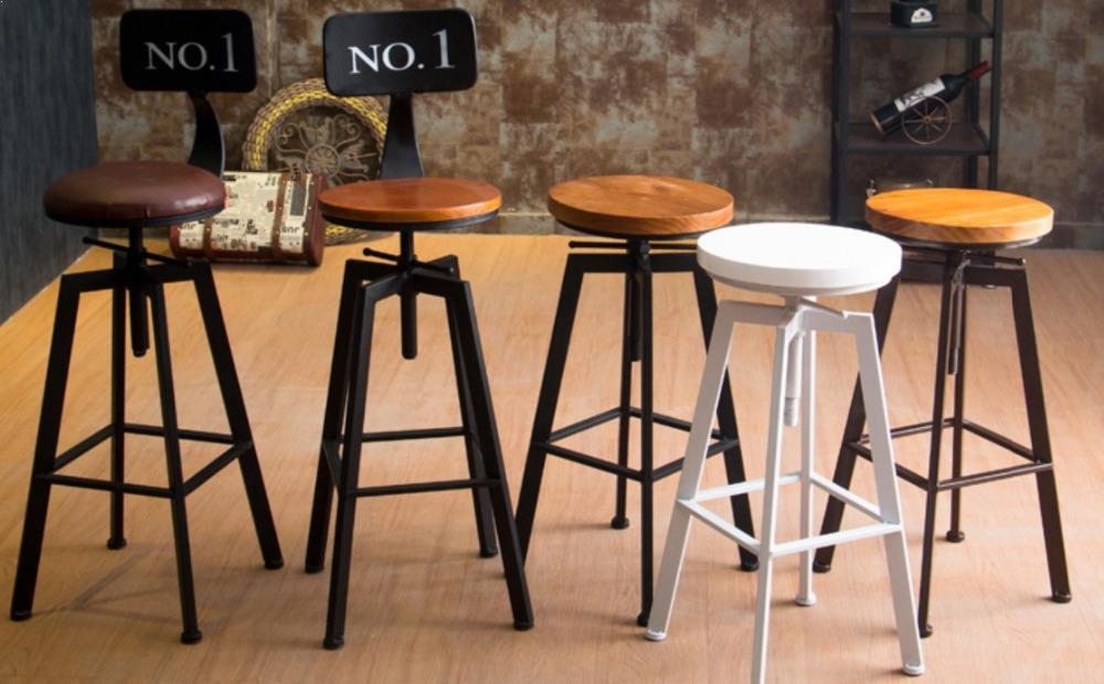 10 Model Kursi Kedai Kopi atau Coffee Shop Bertema Vintage