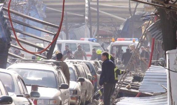 A 103 muertos y 235 heridos crece cifra tras atentado en Kabul