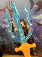 TTPM Holiday Showcase 2018 Mattel Aquaman Movie Toys