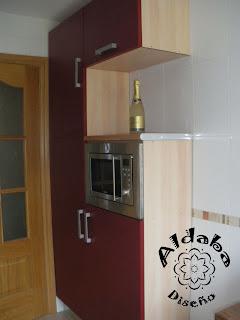 Aldaba proyectos cocina amueblamiento y equipamiento de - Amueblamiento de cocinas ...