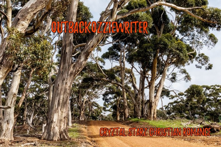 ..Crystal Mary Lindsey ..  OutbackOzzieWriter