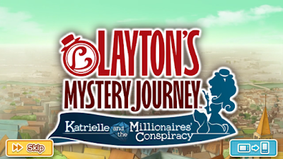 Download Gratis Layton's Mistery Journey apk + obb