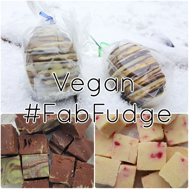 Vegan #FabFudge Review