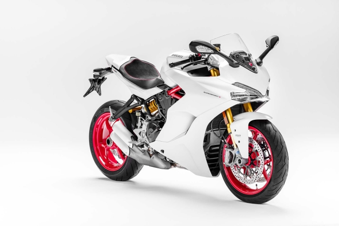 Ducati SuperSports S 2017