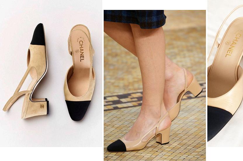 Los zapatos escarpines de Chanel en versión 'low cost'