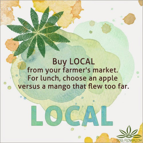 shop+local - Earth Day Tips & Helpful Articles