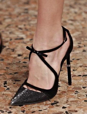 Black Ankle Strap Shoes Shopstyle