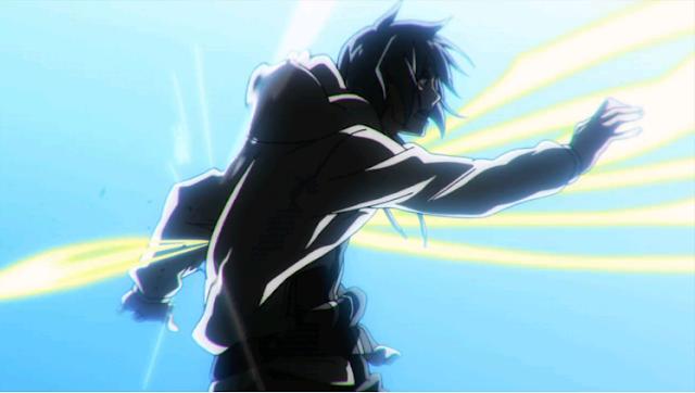 Strike the Blood II OVA BD 01 Subtitle Indonesia