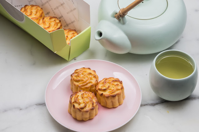 CELEBRATE CHINA'S MID-AUTUMN FESTIVAL WITH LIMITED EDITION MOON CAKES AT YAUATCHA