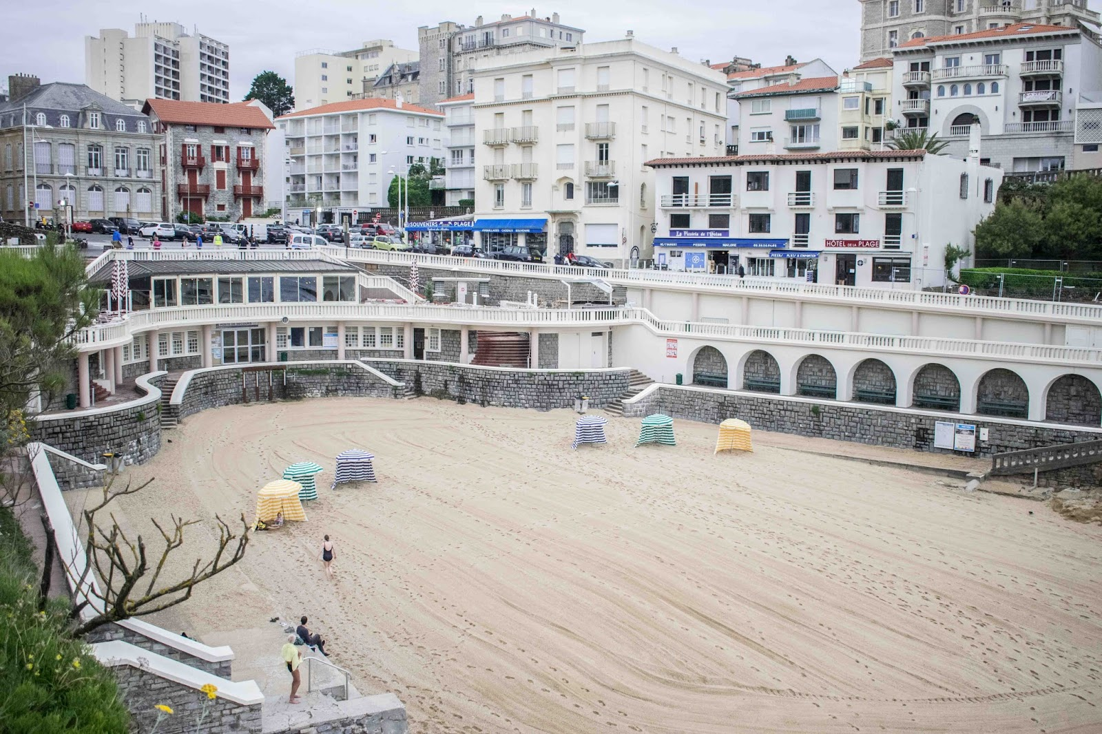 plage du port vieux