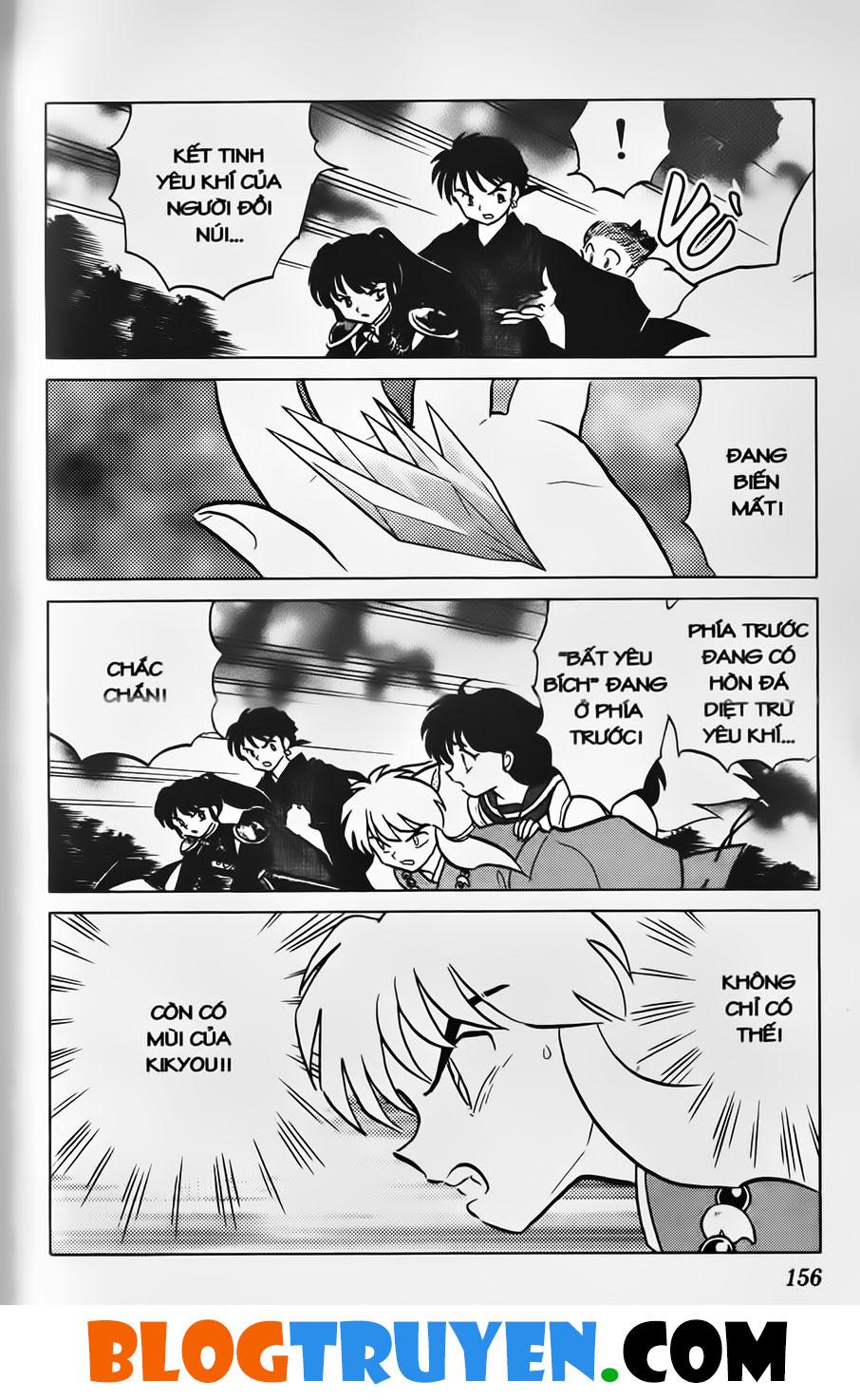 Inuyasha vol 34.9 trang 8