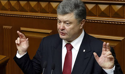 Annual message of President Poroshenko to the Parliament