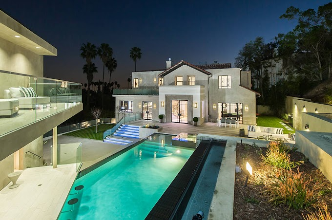 Rihanna buys $6.8 million mansion in the Hollywood Hills and it is breathtaking (photos)
