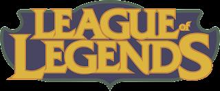 Baixar vetor logo League of legends para Corel Draw gratis