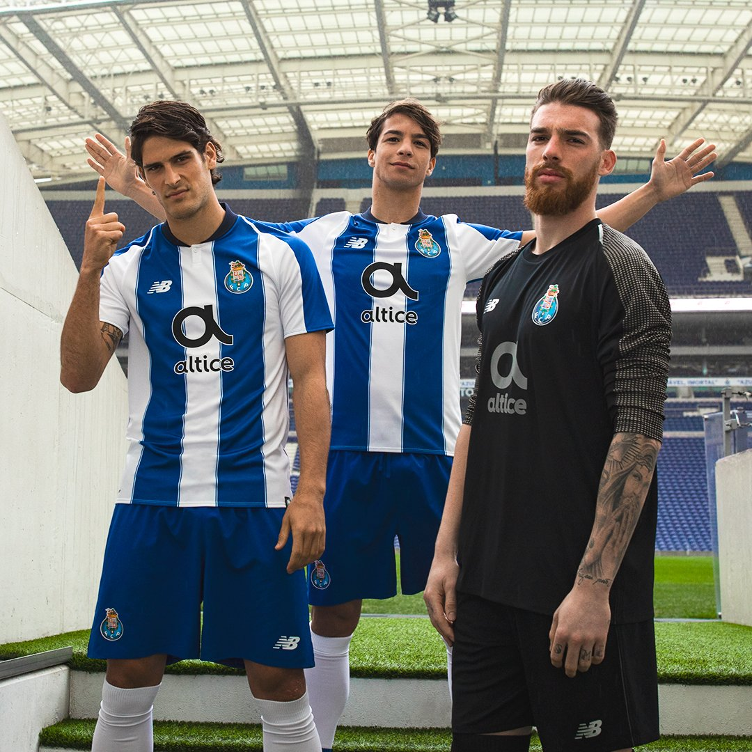 Porto 18-19 Home Kit Released - Footy Headlines b1a6e51a8