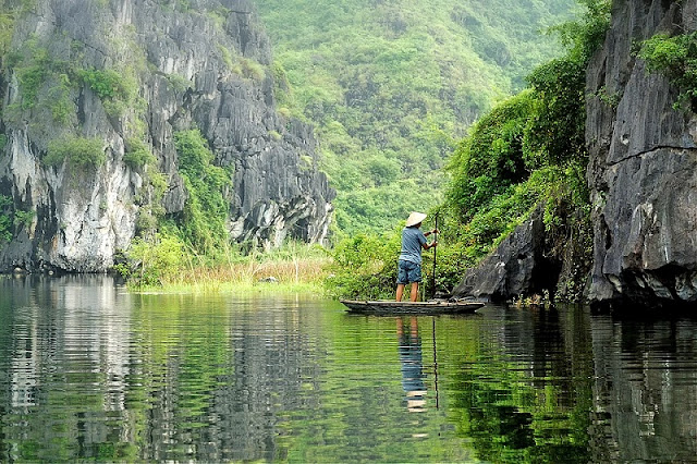 Van Long Nature Reserve - A highlight for Ninh Binh tourism 1
