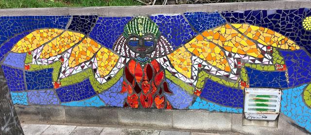 Winged Mosaic