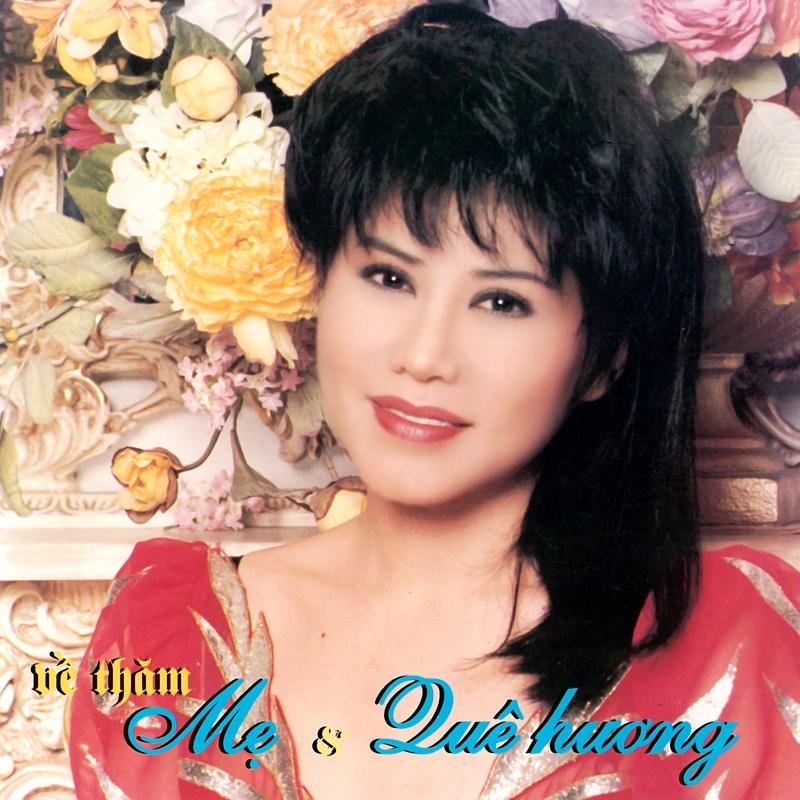 Sơn Tuyền CD20 - Về Thăm Mẹ & Quê Hương (NRG) + bìa scan mới