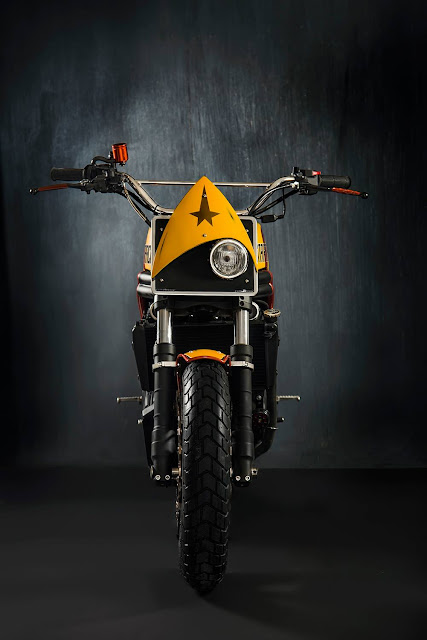 Triumph Speed Triple By Matteucci Garage Hell Kustom