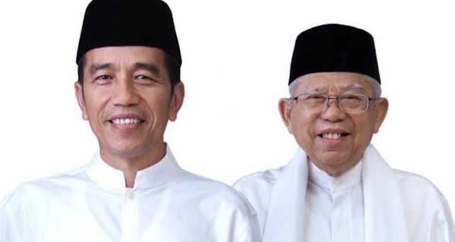Survei: Jokowi-Ma'ruf Lebih Mewakili Aspirasi Umat Islam