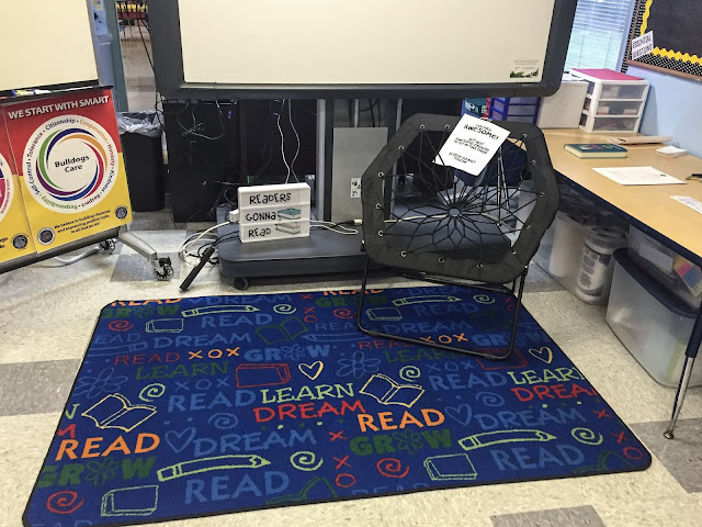 Take a trip through my classroom and find out how I manage flexible seating and two different grade levels!