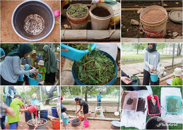 Proses Pembuatan Kompos
