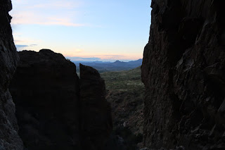 in the Chisos Basin in Big Bend National Park