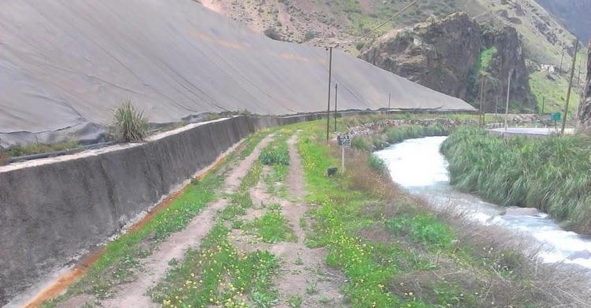 BOMBA DE TIEMPO AMENAZA LIMA: Relave minero al borde de la principal fuente de agua que abastece a Lima pone en peligro la capital [VIDEO]