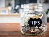 Tip Jar for website improvements